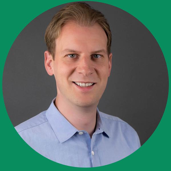 Profilbild Lukas Rüdel grün